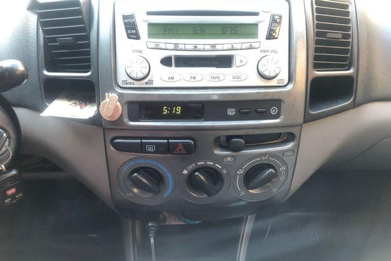 Toyota Vios 1.5 G (M) 2004