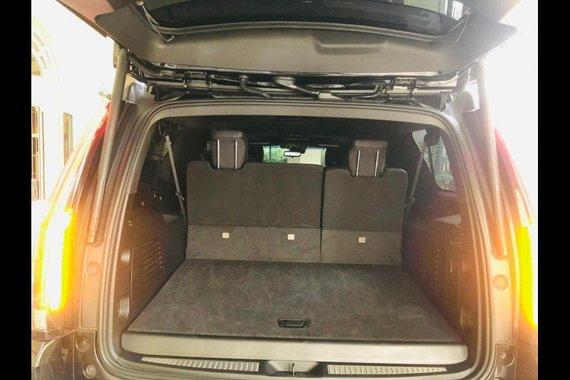 Black Cadillac Escalade 2018 for sale in Taguig