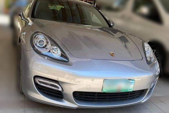 Used 2012 Porsche Panamera Turbo Local unit