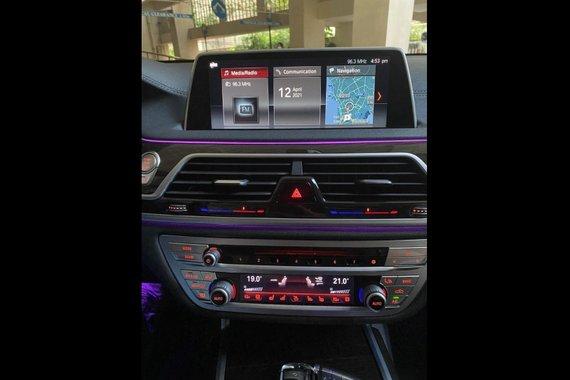 Bmw 7 Series 2018 Sedan