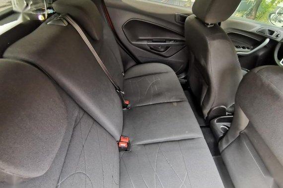 Ford Fiesta 1.5L ST Auto 2017