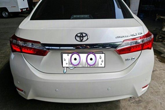 Toyota Corolla Altis 1.6 V Auto 2014