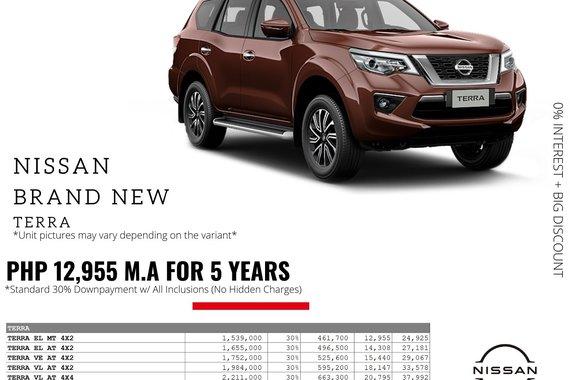 2021 Nissan Terra  2.5 4X2 EL MT