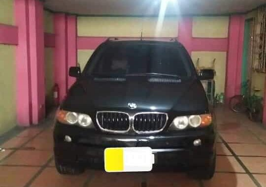 Second hand Black 2005 BMW X5  for sale