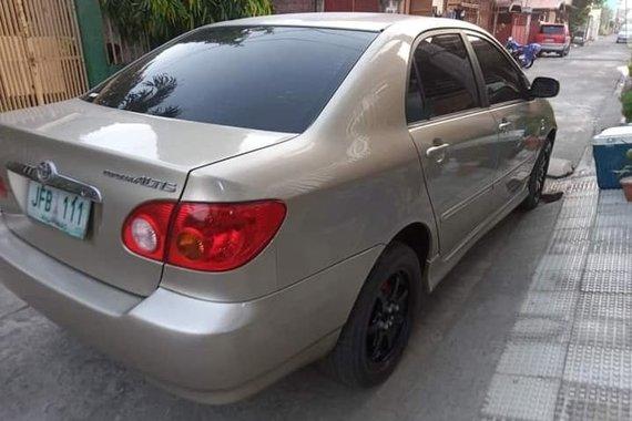 Toyota Altis G A/T