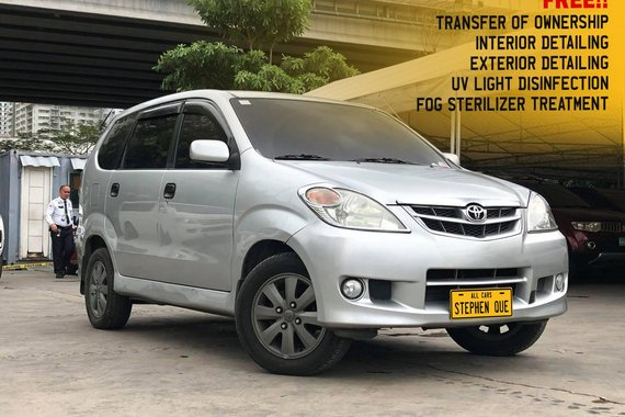 Sell 2nd hand 2007 Toyota Avanza 1.5 G A/T