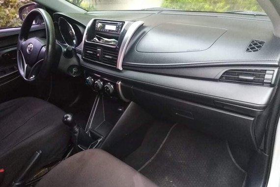 Toyota Vios 2016 M/T