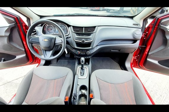 Red Chevrolet Sail 2018 for sale in Pasig