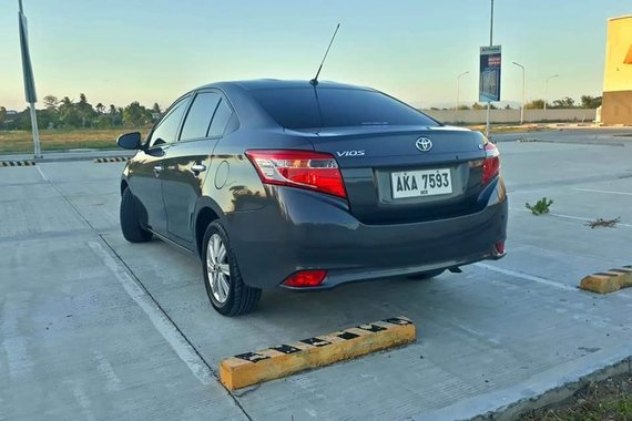 Toyota Vios E  2015 Model