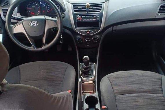 Hyundai Accent crdi 2016