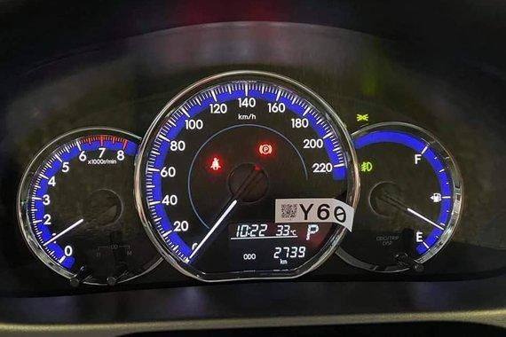 2021 Toyota Vios 1.3 XLE
