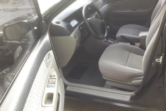 Black Toyota Corolla 2002 for sale in Marikina