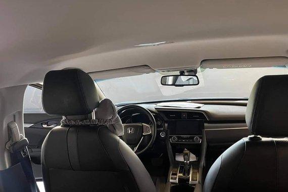 Black Honda Civic 2017 for sale in Makati City