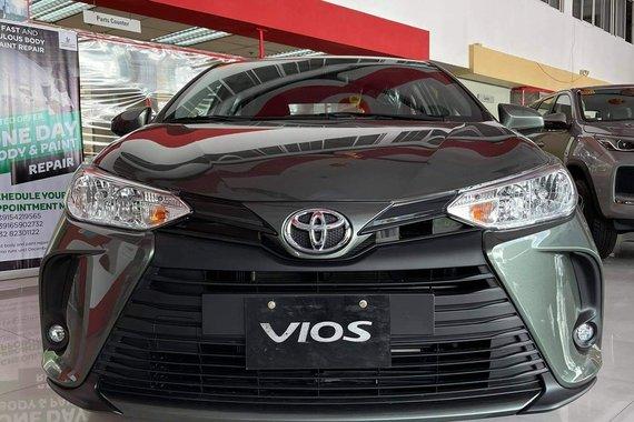Hot deal! Get this 2021 Toyota Vios 1.3 XLE CVT