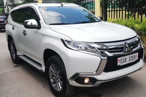 2019 MITSUBISHI MONTERO GLS A/T TOP OF THE LINE❗️ cash or financing