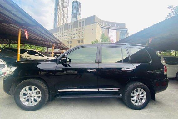 Black Toyota Land Cruiser 2019 for sale in Manila