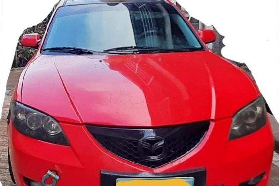 Selling Mazda 3 2004