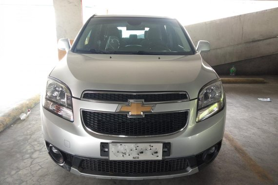 Chevrolet Orlando year 2012 model automatic transmission for sale