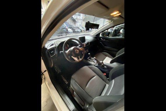 Selling White Mazda 3 2016 in San Juan
