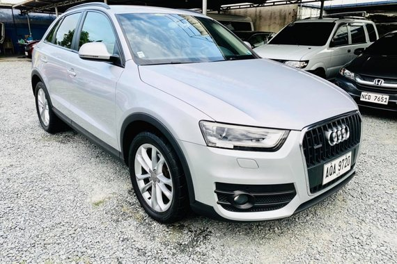 RUSH sale!!! 2015 Acquired Audi Q3 TURBO DIESEL SUV Crossover at cheap price