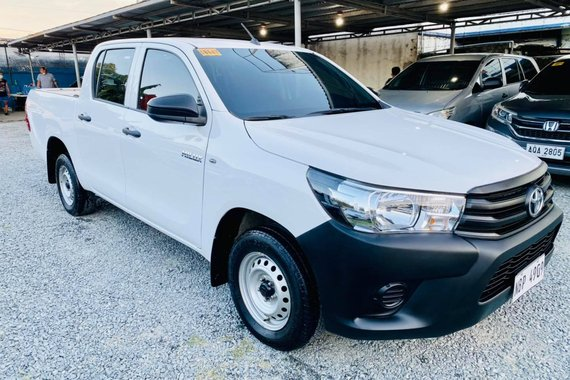 HOT!!! 2018 Toyota Hilux  2.4 J DSL 4x2 M/T for sale at affordable price