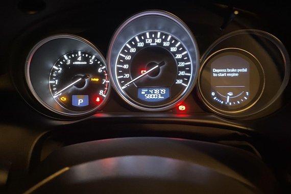 Selling Pearl White Mazda CX-5 2016 in Marikina