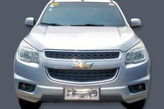 Rush Sale! Sell pre-owned 2014 Chevrolet Trailblazer 2.8 2WD AT LT
