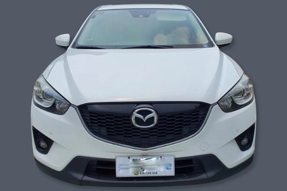 Rush Sale! 2nd hand 2016 Mazda CX-5 Sport SkyActiv-G 2.5 AWD AT for sale in good condition