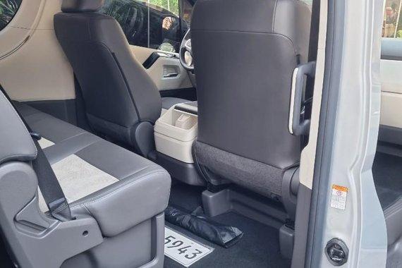 Sell 2020 Toyota Hiace Manila