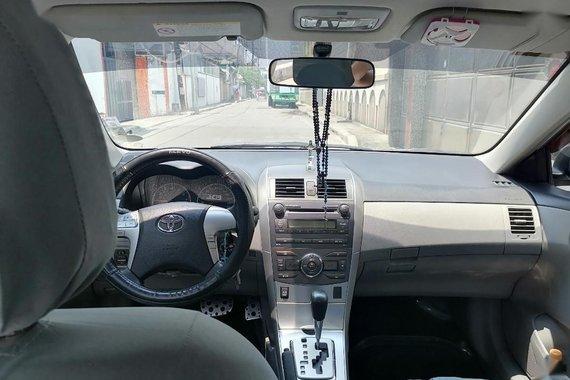 Sell 2013 Toyota Corolla Altis