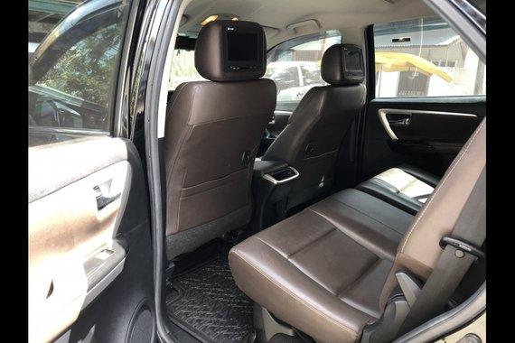 Toyota Fortuner 2017 SUV