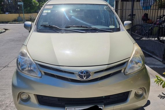 Used 2015 Toyota Avanza  1.3 E A/T for sale in good condition with minor scratches