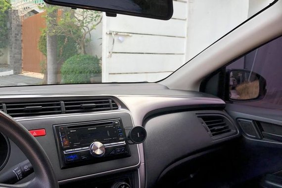 Selling: Honda City 2017 E CVT Automatic transmission