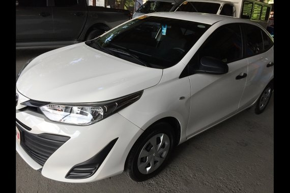 White Toyota Vios 2019 for sale in Imus
