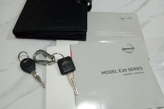 Nissan Nv350 Urvan 2019\