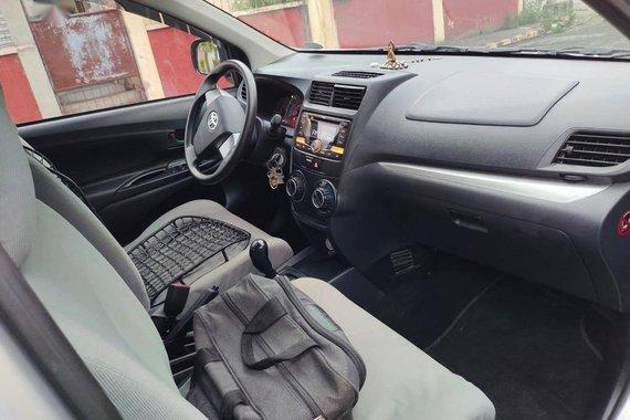 Brightsilver Toyota Avanza 2016 for sale in San Pedro