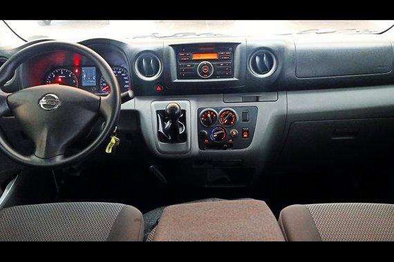 Selling White Nissan NV350 Urvan 2019 in Cainta