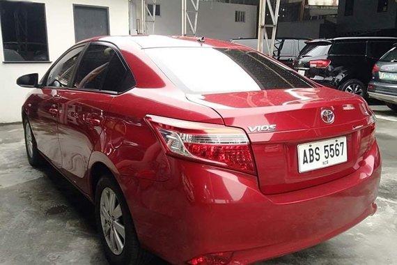 Sell 2015 Toyota Vios