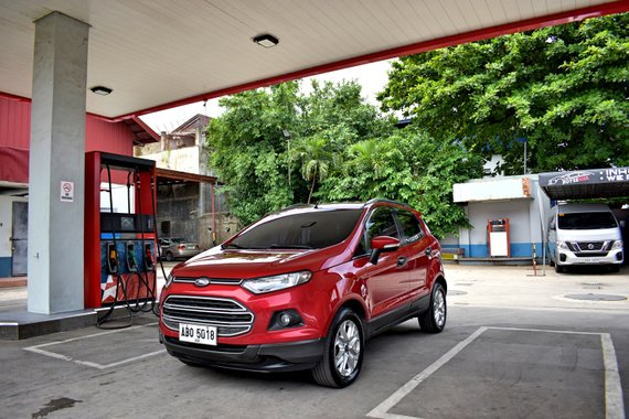 2015 Ford Eco Sports AT Trend 428t Nego Batangas Area