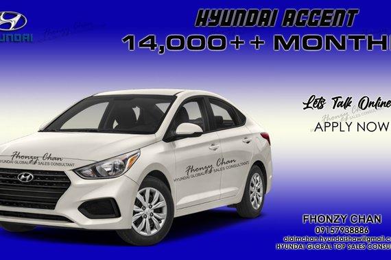 Drive home this Brand new 2021 Hyundai Accent 1.6 CRDi GL 6A/T (DSL)