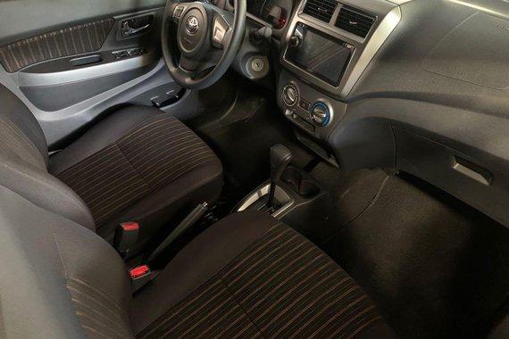 Sell Orange 2019 Toyota Wigo