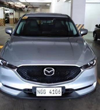 Selling Silver Mazda Cx-5 2019