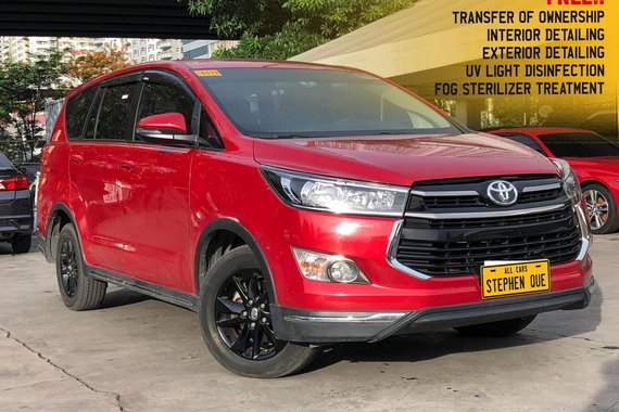 Good quality 2018 Toyota Innova 2.8 Touring Sport AT Diesel for sale