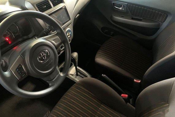 Toyota Wigo 2019