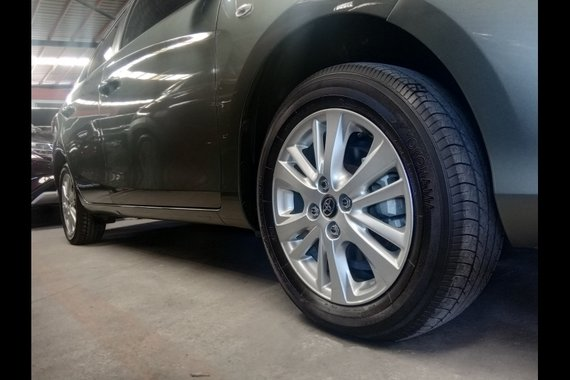 Selling Silver Toyota Vios 2019 in Quezon