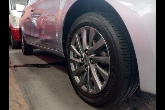 Brightsilver Mitsubishi Mirage G4 2019 for sale in Quezon