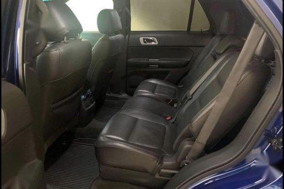 Selling Ford Explorer 2015