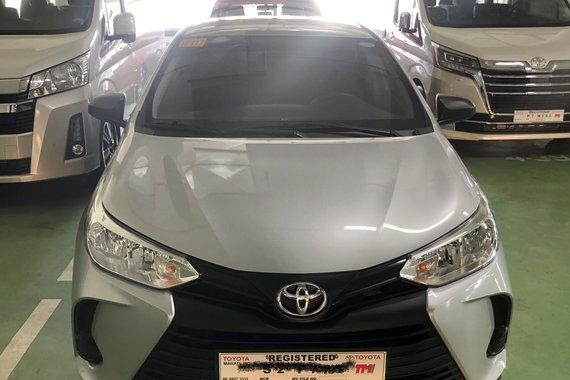 Hot deal! Get this 2021 Toyota Vios 1.3 XE CVT