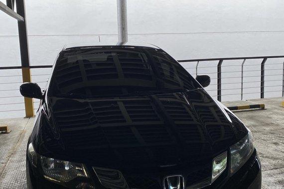 Black Honda City in GREAT condition