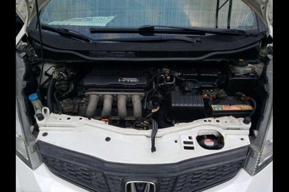 White Honda Jazz 2013 for sale in Parañaque